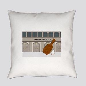 I am late again... Everyday Pillow