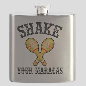 Shake Your Maracas Flask