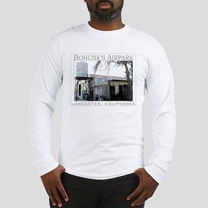 Bohunk's Air Park Long Sleeve T-Shirt