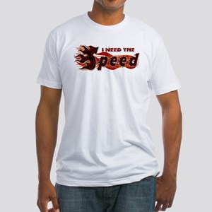 Need the Speed Fitted T-Shirt