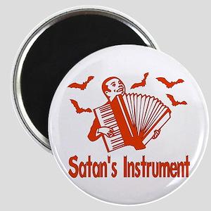 Satan's Instrument Magnet