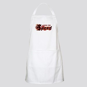 Need the Speed BBQ Apron