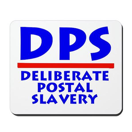 DPS Mousepad