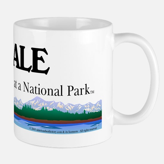 National Park Vacation Mug
