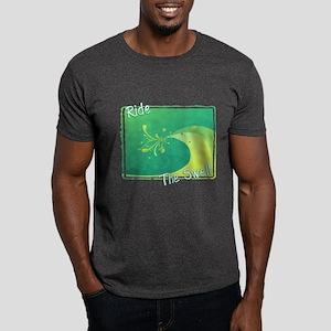 Ride The Swell Dark T-Shirt