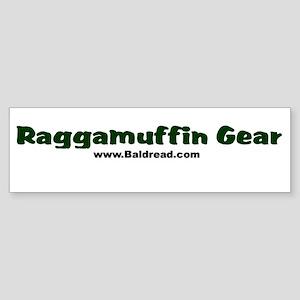 Raggamuffin Gear Bumper Sticker