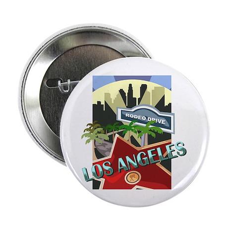 "Rodeo Drive LA 2.25"" Button (10 pack)"