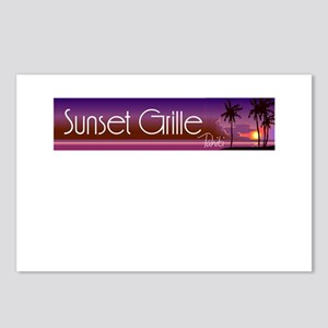 Sunset Grille, Tahiti Postcards (Package of 8)
