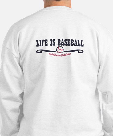 ife Throws You A Fastball Sweatshirt