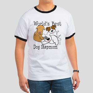 World's Best Dog StepMom Ringer T