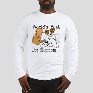 World's Best Dog StepMom Long Sleeve T-Shirt