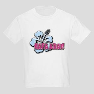 Hafa Adai! Kids Light T-Shirt
