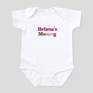 Briana's Mommy Infant Bodysuit