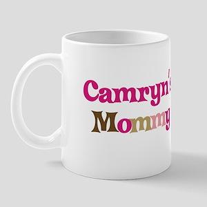 Camryn's Mommy Mug