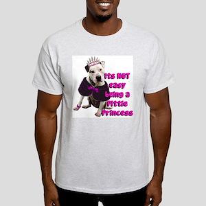 """""""Princess"""" Ash Grey T-Shirt"""