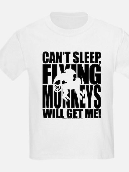 Can't Sleep, Flying Monkeys... T-Shirt