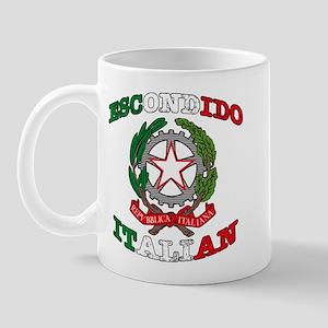 Escondido Italian Mug