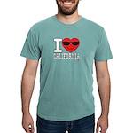 I Love California T-Shirt