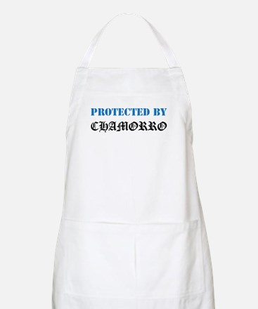 Protected by Chamorro BBQ Apron