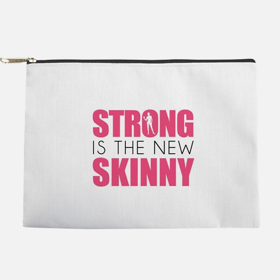 STRONG IS THE NEW SKINNY Makeup Bag