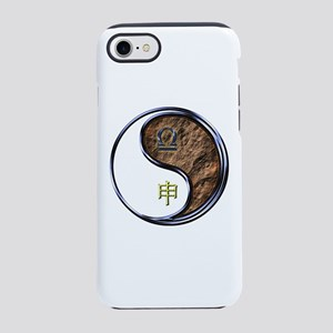 Libra & Earth Monkey iPhone 8/7 Tough Case