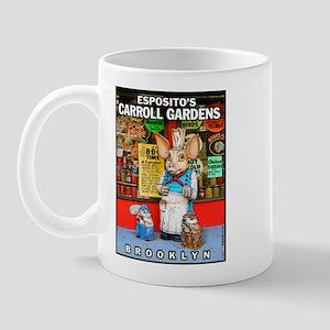 Carroll Gardens Esposito's Pig Mug