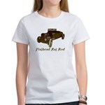 Women's T-Shirt-FLATHEAD RAT ROD