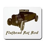 Mousepad-FLATHEAD RAT ROD
