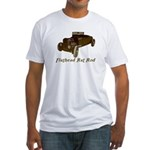 Fitted T-Shirt-FLATHEAD RAT ROD