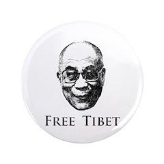 HH Dalai Lama Free Tibet 3.5