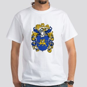 Gardner Family Crest White T-Shirt