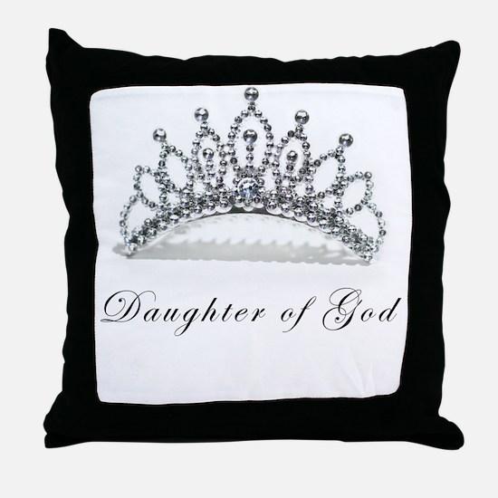 Unique Women bible Throw Pillow