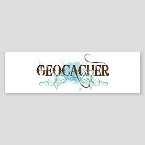 Geocacher Bumper Sticker (10 pk)