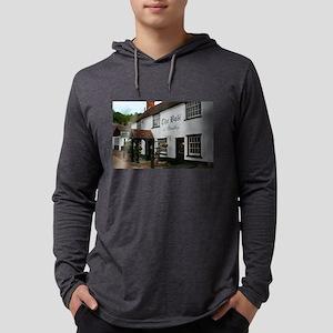 Hotel, Streatley, England Long Sleeve T-Shirt