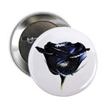 Black Rose Button