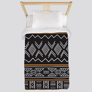 Modern Mudcloth Twin Duvet Cover