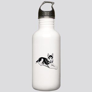 i love animals Stainless Water Bottle 1.0L