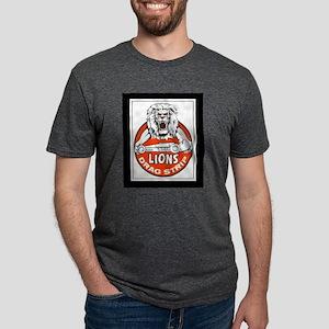 lionsonblack2.JPG T-Shirt