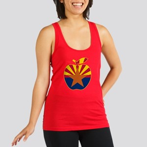 Arizona Teachers Protest Red for Ed Tank Top