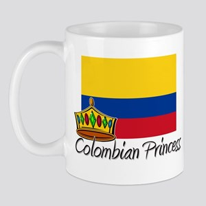 Colombian Princess Mug
