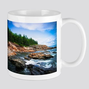 Acadia National Park Stainless Steel Travel Mugs