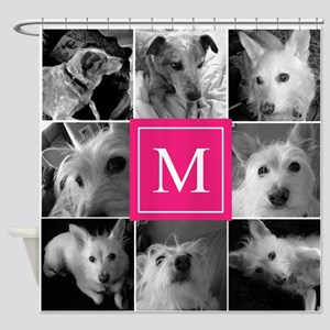 Your Image Here Shower Curtain