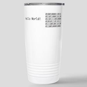 "Binary ""Hello World!"" Mugs"