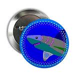 """Shark 2.25"""" Button (100 pack)"""
