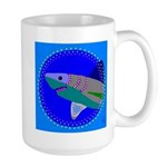 Shark Large Mug