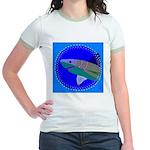 Shark Jr. Ringer T-Shirt