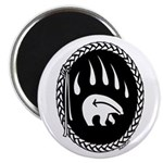 Native Art Gifts T-shirt Bear Claw Magnets