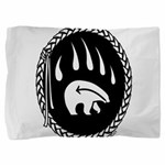 Tribal Bear Claw Pillow Sham
