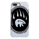 Native Art Gifts T-shirt Bear Claw iPhone 8/7 Plus