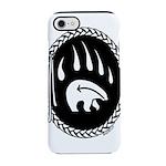 Native Art Gifts T-shirt Bear Claw iPhone 8/7 Toug